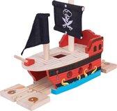 Treinbaanonderdeel Piratenboot