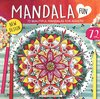 Mandala Kleurboek voor Volwassen met 72 Kleurplaten