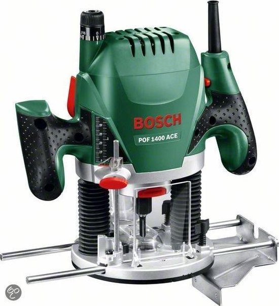 Bosch POF 1400 ACE Bovenfrees - 650 W