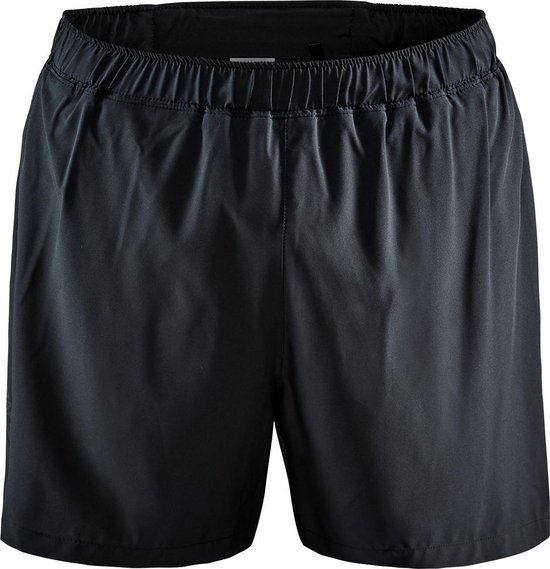 Craft Adv Essence 5'' Str Short M Sportbroek Heren - Black