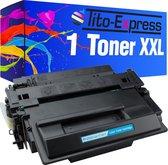 PlatinumSerie® toner XXL black alternatief voor HP CE255X 55 X