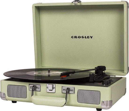 Crosley Cruiser Deluxe Platenspeler Mint