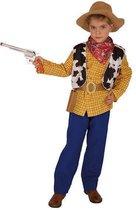 kostuum cowboy Woody voor kinderen 12 jaar