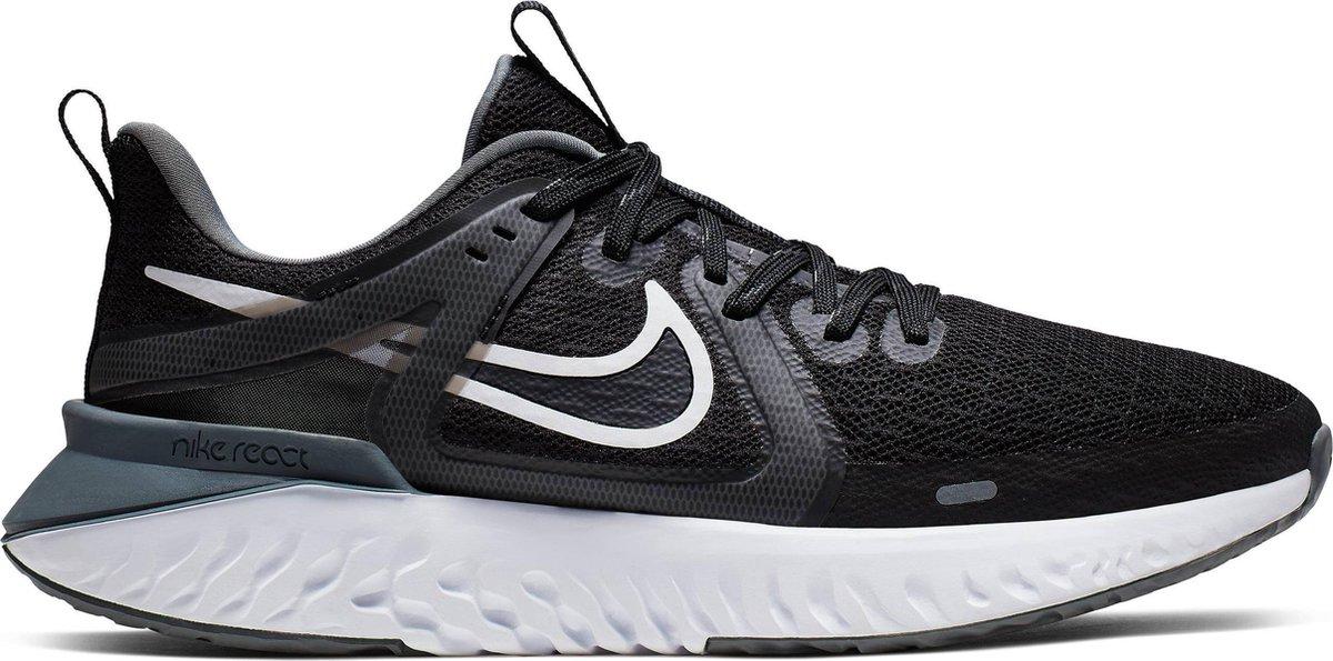 Nike Legend React 2 Dames Sportschoenen BlackWhite Cool Grey Mtlc Cool Grey Maat 39