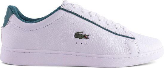 Lacoste Carnaby Evo 120 2 SMA Heren Sneakers - Wit - Maat 44