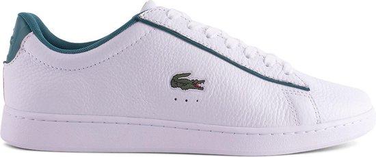 Lacoste Carnaby Evo 120 2 SMA Heren Sneakers - Wit - Maat 45