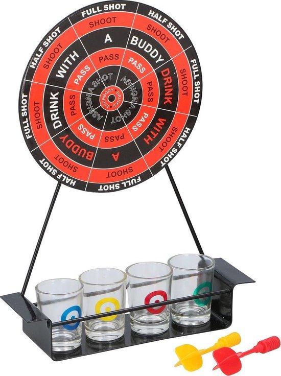 Afbeelding van het spel Lifetime Games - Darts drinkspel - magnetisch
