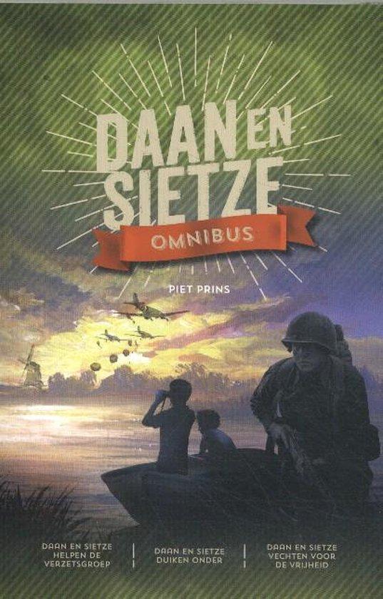 Daan en Sietze-serie - Daan en Sietze - Piet Prins  