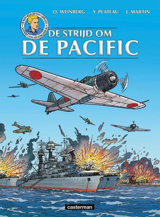 De strijd om de Pacific - Yves Plateau  