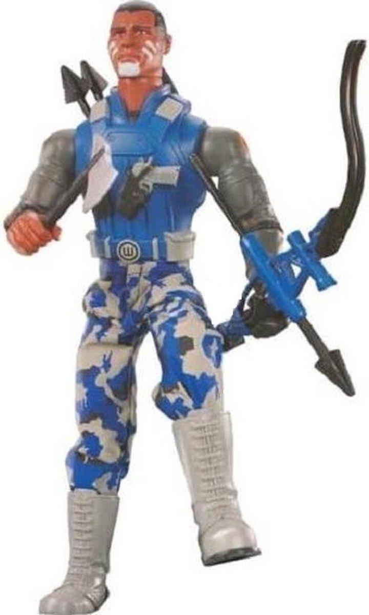 Action Man Redwolf
