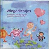 Boek cover Wiegedichtjes van Liesbeth Groenhuijsen