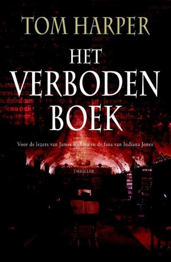 Het verboden boek - Tom Harper pdf epub