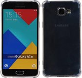BestCases.nl Transparant TPU Schokbestendig bumper case telefoonhoesje Samsung Galaxy A3 2016