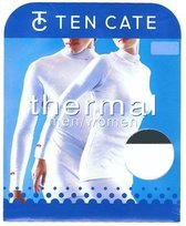 Thermo ondergoed shirt col L Wit