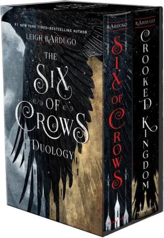 Afbeelding van Six of Crows Boxed Set
