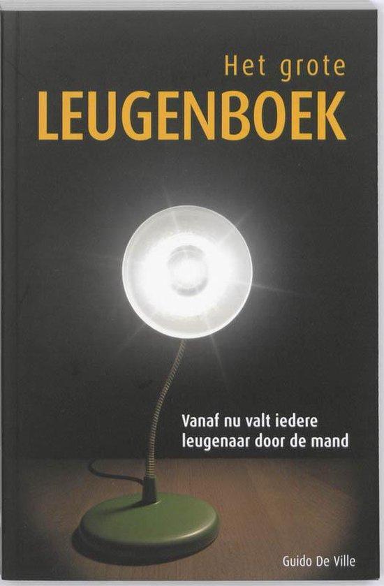 Het grote leugenboek - Guido De Deville | Readingchampions.org.uk