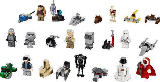 LEGO Star Wars Adventskalender 2012 - 9509
