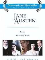 Jane Austen 2 DVD-box - Emma en Mansfield Park