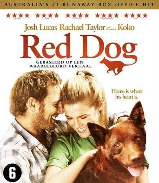 Cover van de film 'Red Dog'