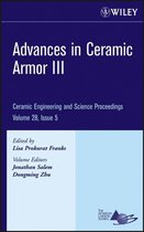 Advances in Ceramic Armor III
