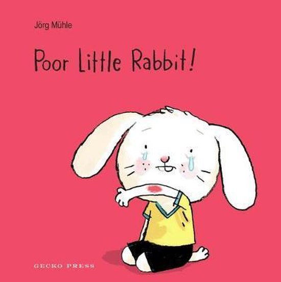 Boek cover Poor Little Rabbit! van Jorg Muhle (Hardcover)