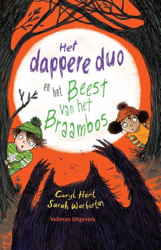 Omslag van Het dappere duo en het Beest van het Bramenbos
