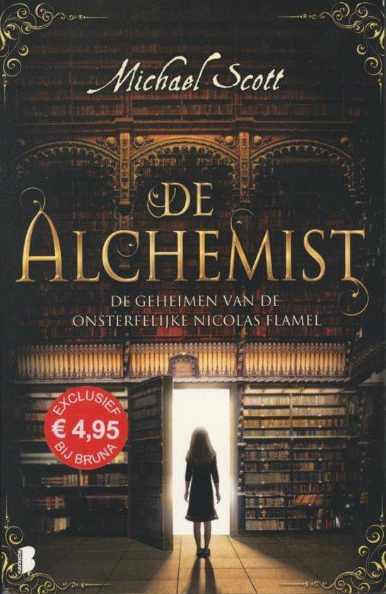 De alchemist - Michael Scott |