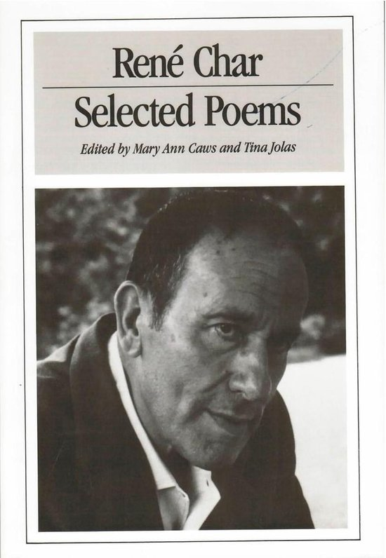 Boek cover Selected Poems of René Char van René Char (Onbekend)