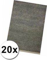 Carbonpapier 20 stuks