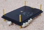 Comfort warmteplaat 40x60cm voor kuikens