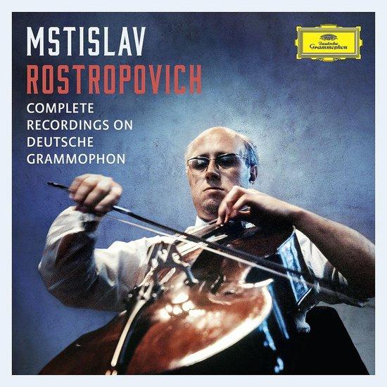 Rostropovich Complete Recordings (Limited Edition)