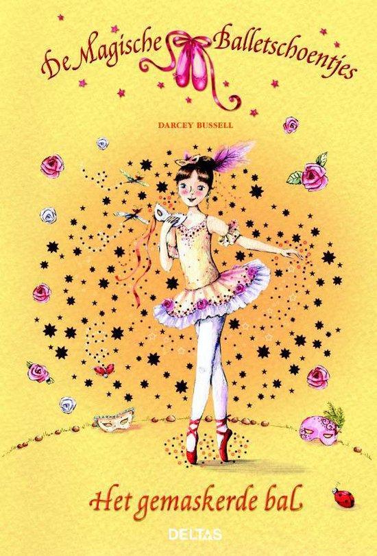 De magische balletschoentjesHet gemaskerde bal deel 3 - Darcey Bussell |