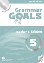 American Grammar Goals Level 5 Teacher's Book Pack