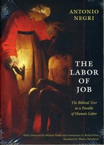 Boek cover The Labor of Job van Antonio Negri