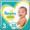 Pampers Premium Protection Luiers - Maat 3 - 35 Stuks
