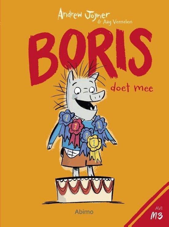 Boris doet mee - Andrew Joyner pdf epub