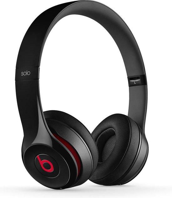 Beats by Dre Solo 2 Wireless - Zwart