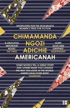 Boek cover Americanah van Chimamanda Ngozi Adichie