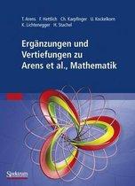 Erganzungen Und Vertiefungen Zu Mathematik