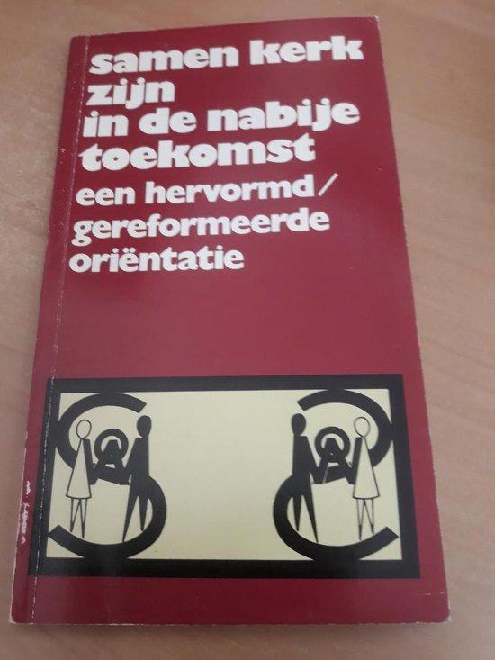 Boek cover Samen kerk zyn in de nabye toekomst van Redactieraad (Onbekend)