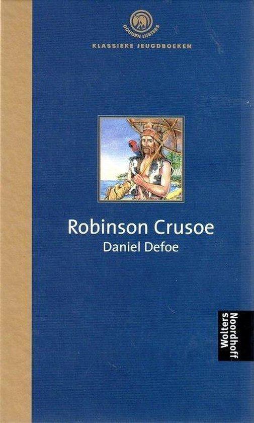 Robinson Crusoe - Daniël Defoe |