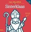 Afbeelding van het spelletje Sinterklaas - kleurblok junior (dikke lijnen)