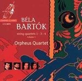 String Quartets 1-3-4 Vol. 1