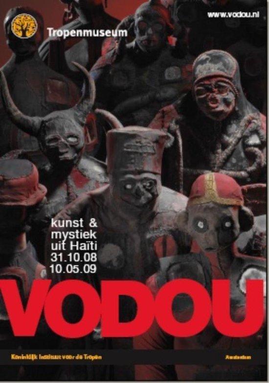 Cover van het boek 'Vodou'