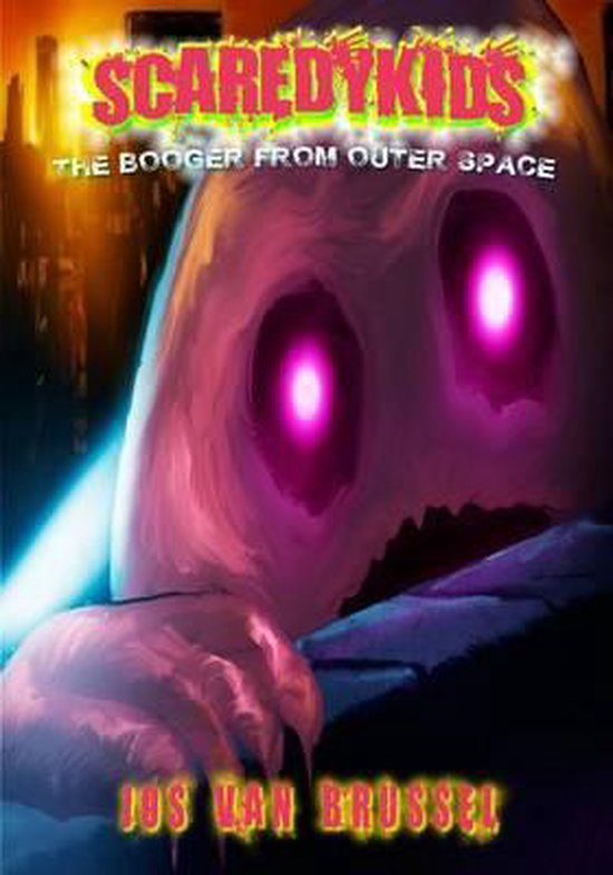 The Booger from Outer Space (Scaredykids #1)