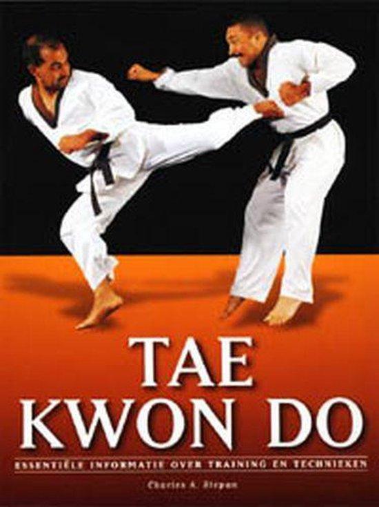 Cover van het boek 'Tae Kwon Do'