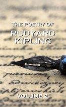 Boek cover The Poetry Of Rudyard Kipling Vol.2 van Rudyard Kipling