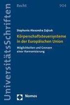 Korperschaftsteuersysteme in Der Europaischen Union