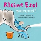 Kleine ezel Waterpret!