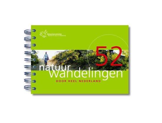 52 Natuurwandelingen Door Heel Nederland - Marjolein den Hartog pdf epub